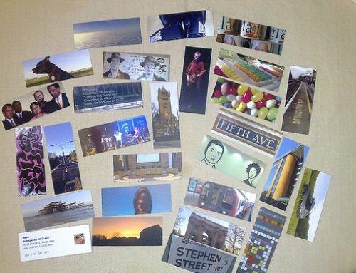 Een visitekaartje is het uithangbord van je bedrijf