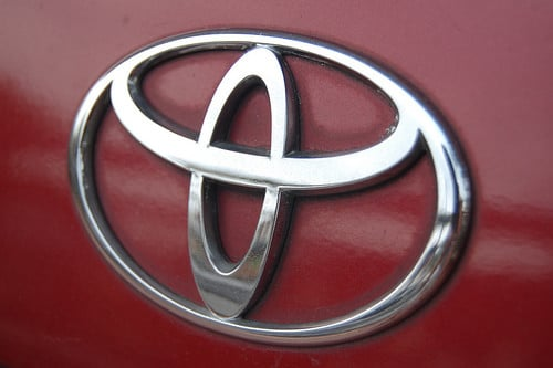 Financial lease Toyota