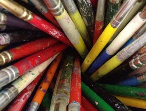 Volg eens een workshop schilderen in het buitenland