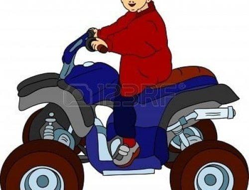 Zijn er speciale verkeersregels voor een quad?