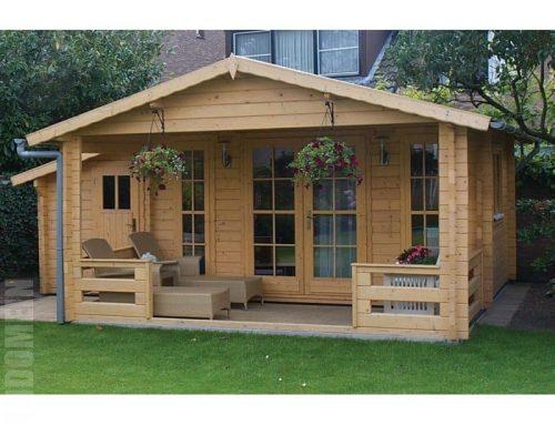 Een blokhut, een meerwaarde voor je huis