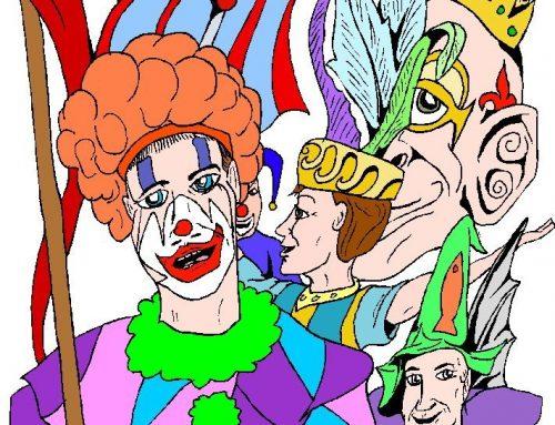 Carnavalskleding en leuke feitjes 2015