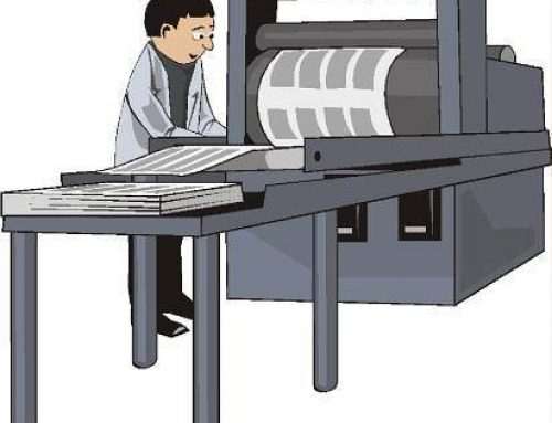 Online drukken: Brochures en stickers