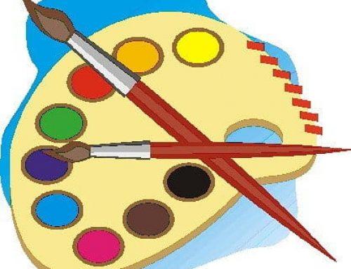 Workshop schilderen als teamuitje