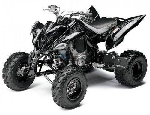 Yamaha quads en de geschiedenis