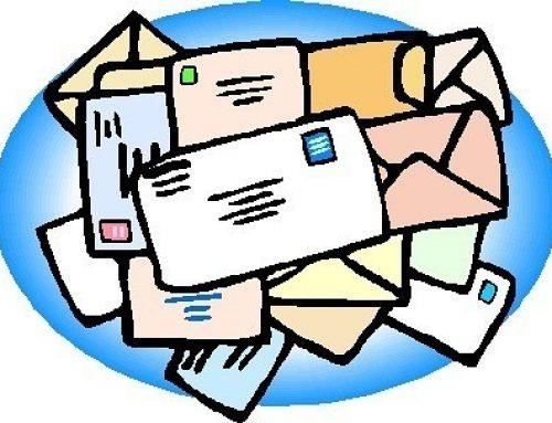 De enveloppe is nog altijd in trek bij het bedrijfsleven