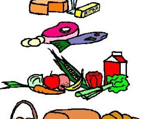 Voedingsmiddel dat is bedoeld als aanvulling op de normale voeding