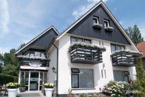 hotel de rozenstruik in Ootmarsum