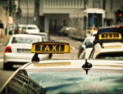 Taxi besturen